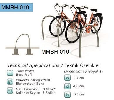 Bicycle Parking Unit Mmbh 010 Muneq